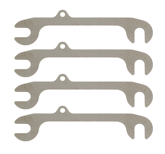 RC12R6 Front Ride Height Shims, Steel