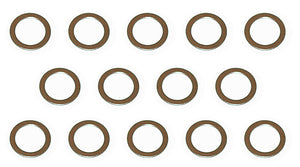 "Rear 1/4"" Axle Shims (14) RC10"