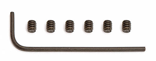 4-40 X 1/8 Socket Screw with Allen Wrench