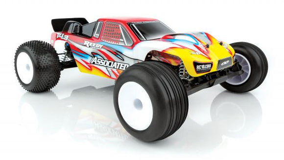 RC10T4.3 Brushless RTR Stadium Truck - Lipo Combo