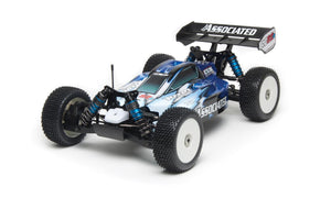 RC8.2e Brushless RTR LiPo Combo