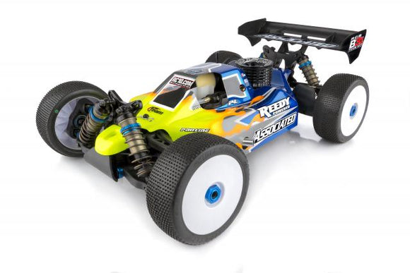 RC8B3.1 Nitro 1/8 Buggy - Team Kit