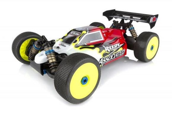 RC8B3.1e  Electric 1/8 Buggy - Team Kit