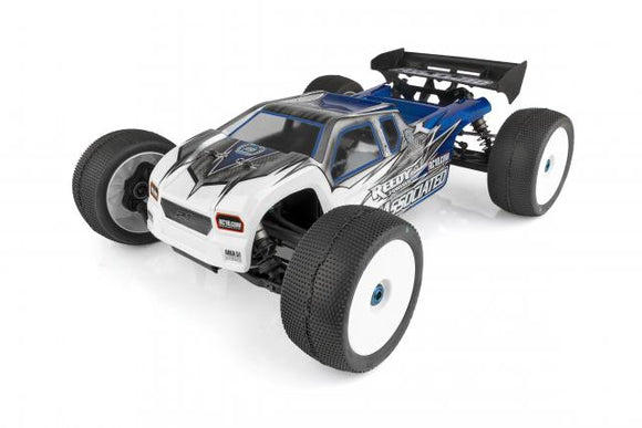 RC8T3.1e Off Road Truggy Team Kit, 1/8 Scale, 4WD Electric