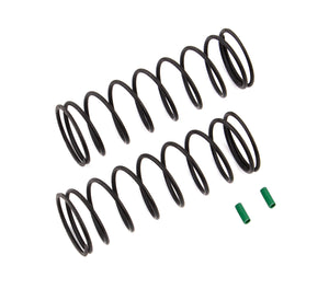 Front Springs V2, Green, 4.9 lb/in, L70