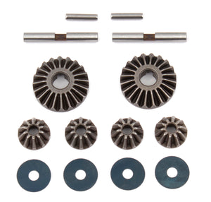Differential Gear Set, HTC for RC8B3.1