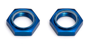 RC8 Nyloc Wheel Hex Nuts