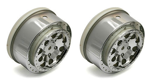 KMC Hex Wheels, Chrome