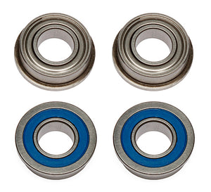 8 X 16 X 5mm FT Flanged Bearings