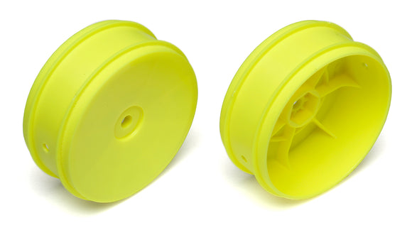 61mm Front 2WD Buggy Wheel, Yellow