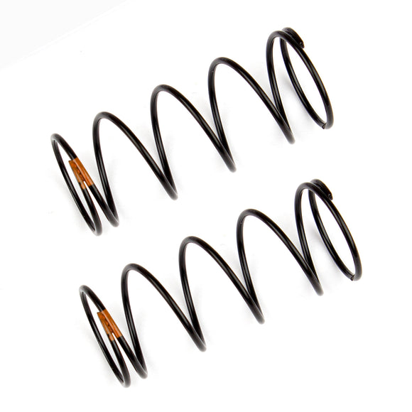 Front Shock Springs, orange, 5.10 lb/in, L44mm