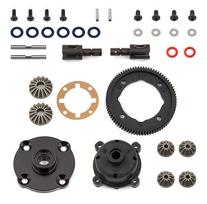 B64 Gear Diff Kit, Center
