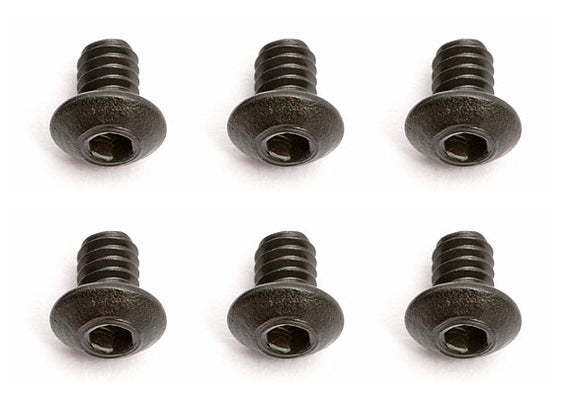 2-56 X 1/8 Button Head Screw (6)