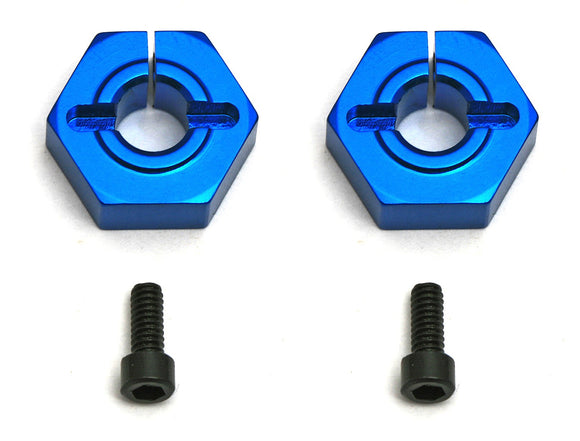 12mm Aluminum Clamping Wheel Hex, Buggy Front (B4.1/B44.1)