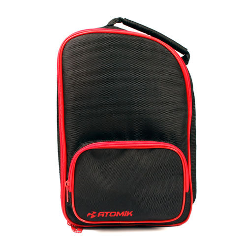 Atomik Transmitter Bag - Red/Black