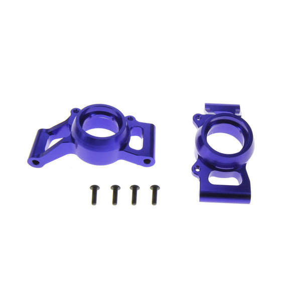 X-Maxx Alloy Rear Hub Carrier Blue