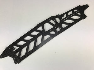 Carbon Fiber Chassis Plate (1) 3.5MM, Colossus XT