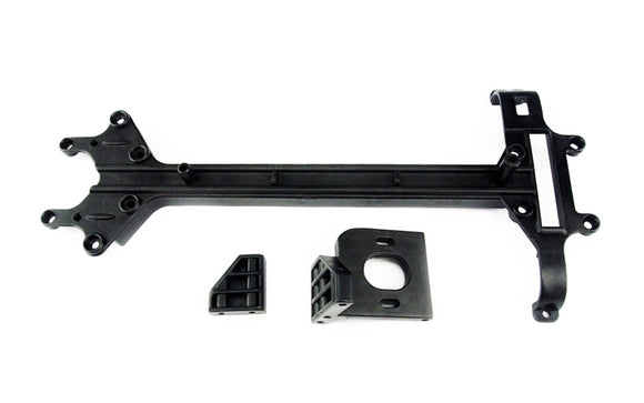 M40S Upper Deck, Chassis Brace Motor Mount Set