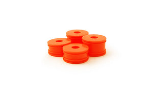 GT24B Wheel Set (4): Orange
