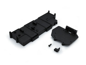 Battery Box with ESC Mount Plate: SCA-1E