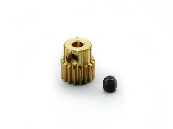 17T Pinion Gear: SCA-1E