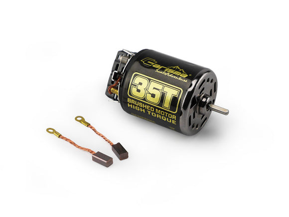 High Torque Brushed Crawler Motor (with spare brushes)