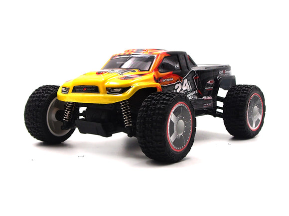 GT24MT 1/24 Scale Micro 4WD Monster Truck, RTR