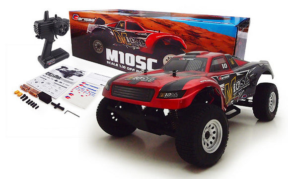 M10SC 1/10 2WD Brushless Short Course RTR