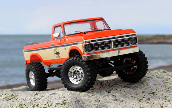 SCA-1E  1/10 Scale '76 Ford F-150 4WD Scaler, RTR