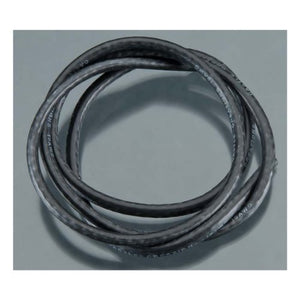 "Wire, 36"", 10AWG, Black"