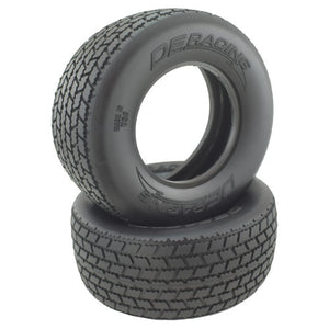 G6T D40 Compound SC Oval Tire (2), No Foams
