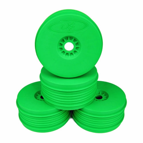 Speedline Plus Buggy Wheels for 1/8 Buggy / GREEN