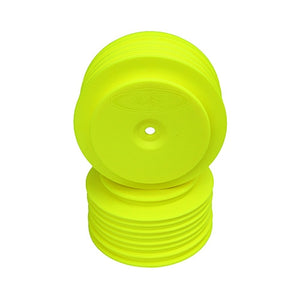 Speedline Plus SC Wheels-TLR 22SCT-TEN-SCTE/Yellow/4pcs