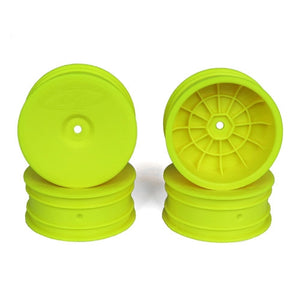 Speedline Buggy Wheels-Assoc B6/Kyosho RB6/Front/Yellow/4pc