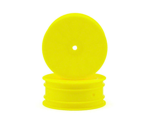 Speedline Buggy Wheels (Yellow) Kyosho ZX-5 (Front)