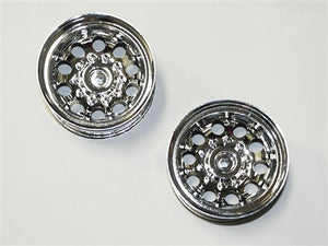 Chrome Wheels (2) - Crosse Brushless