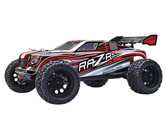 Raz-R 2 1/10 4WD Truck RTR wit with Battery and Charger