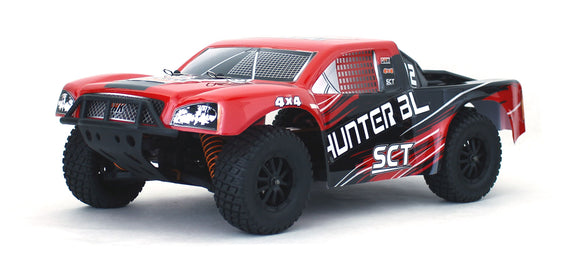 Hunter Brushless 1/10 4WD Short Course Truck RTR