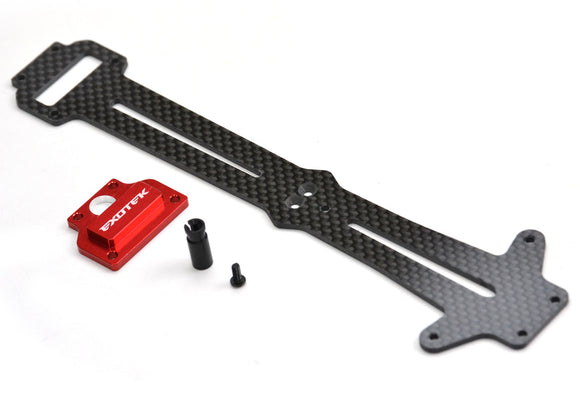Mini 8ight Rally Carbon Top Plate
