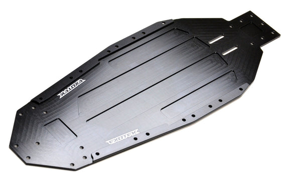 D216 7075 Alloy Chassis, Black Anodized