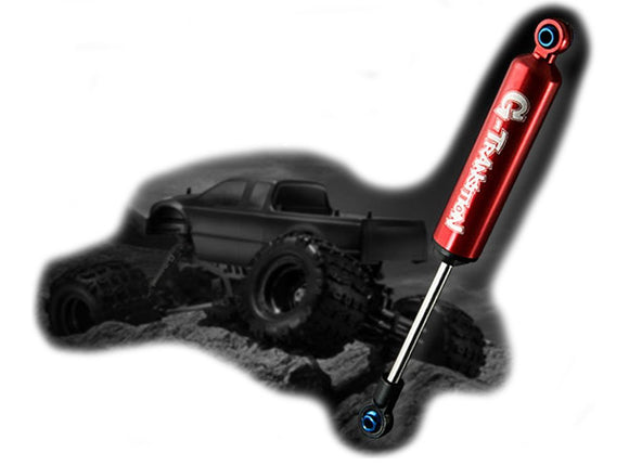 G-Transition Shock Red 90mm (4) for 1/8 Crawler