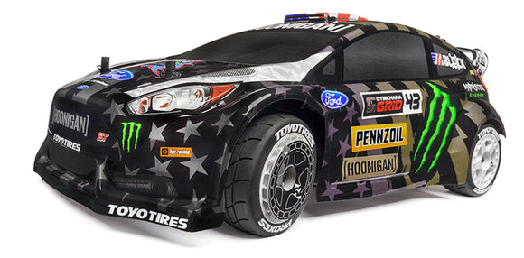 Ken Block GYM8 Flux Ford Fiesta ST RX43 WR8 (Electric)