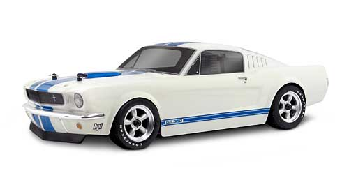 1965 Ford Shelby GT-350 Body 200mm WB255mm