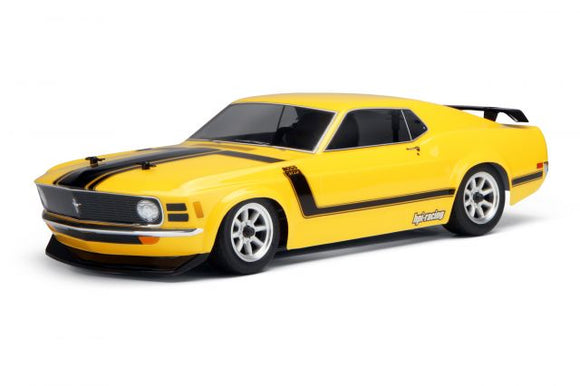 1970 Ford Mustang Boss 302 Body (200mm)
