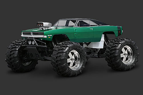 1969 Dodge Charger Body Savage