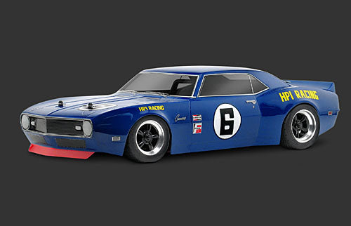 1968 Chevrolet Camaro Body (200mm/210mm WB255mm)