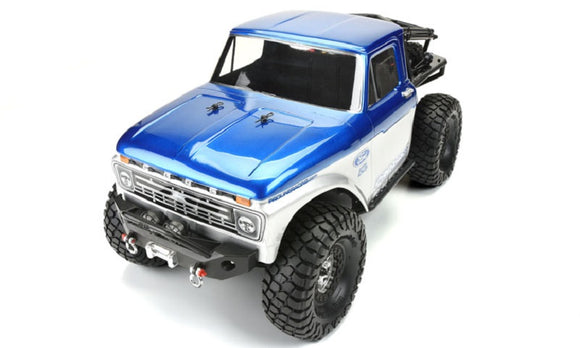 1966 Ford F-100 Body for SCX10 Trail Honcho 12.3
