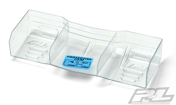 Pre-Cut 1:8 Trifecta Lexan Clear Wing (1 Wing & 1 Wicker