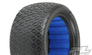Micron 2.2 M4 Buggy Off-Road Rear Tires w/ Closed Cell Foam