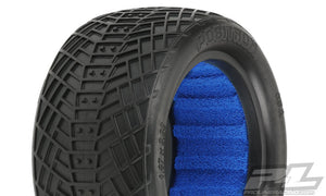 "Positron 2.2"" M4 1/10 Rear Buggy Tires, Pair w/closed"
